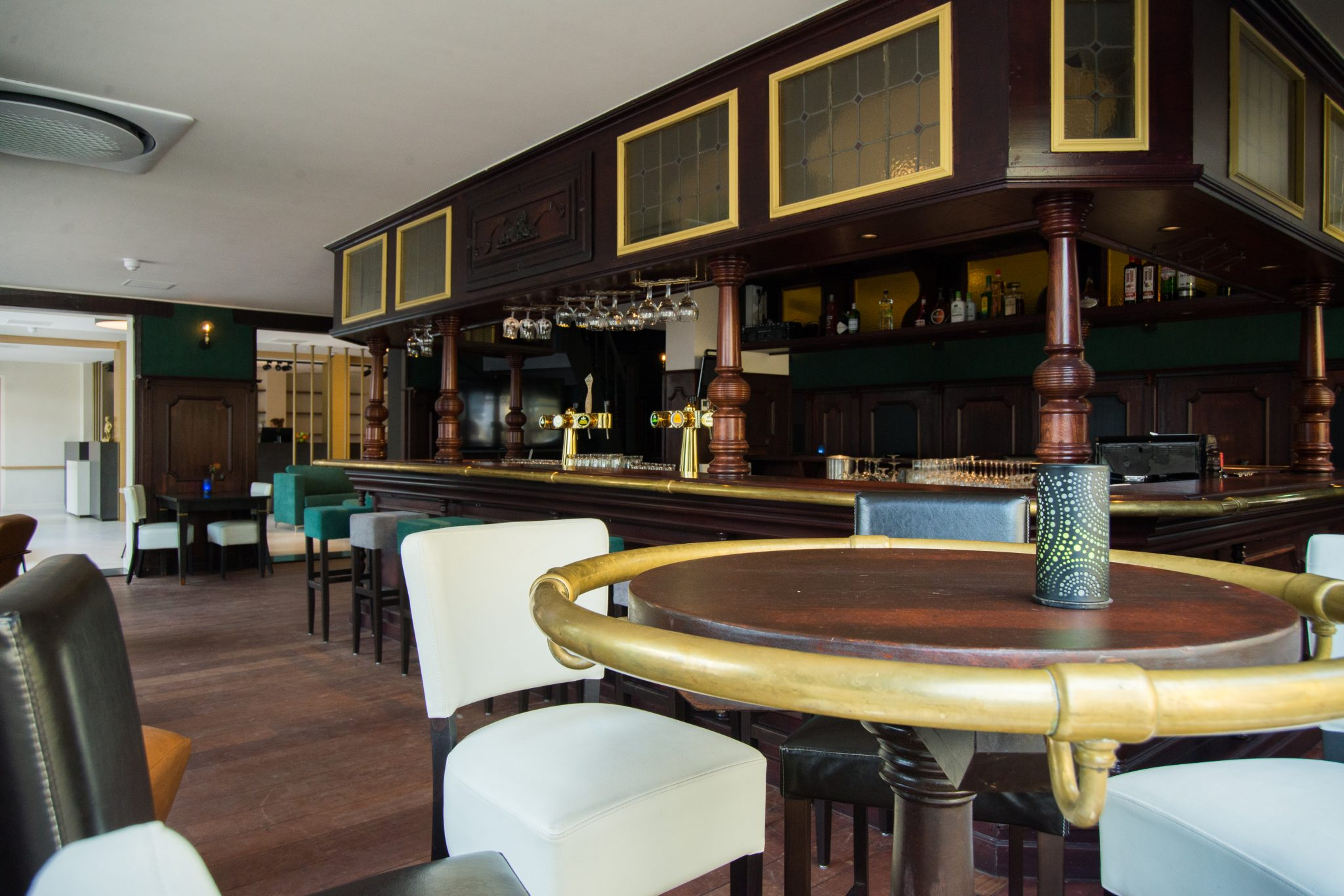 Hotelbar detail